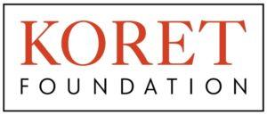 Koret Foundation logo
