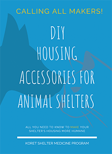 DIY Housing Accessories for Animal Shelters cover
